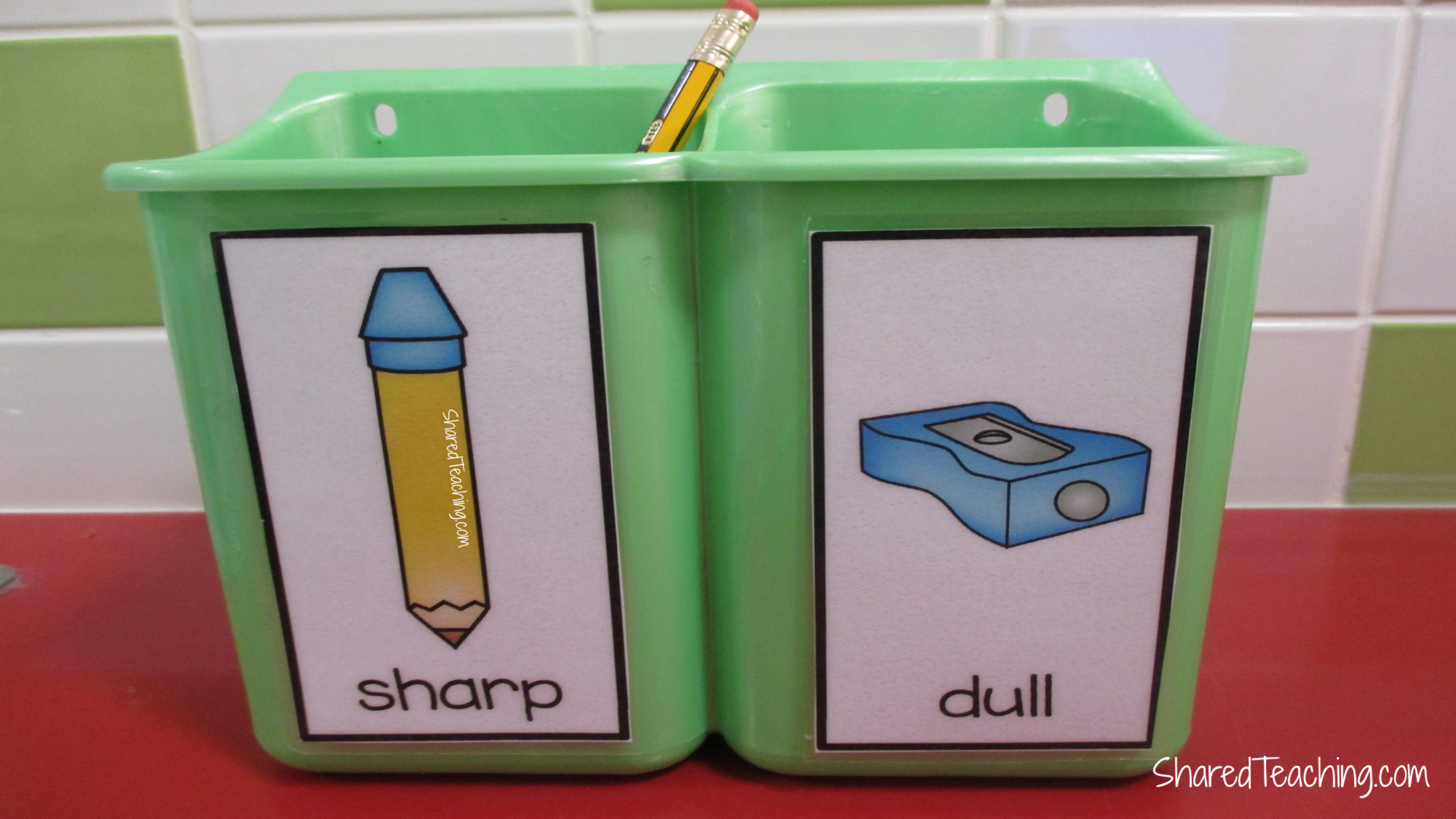 Having a designated routine for supplies is crucial for not losing your mind in the classroom. Learn more on the Shared Teaching post for Year End Teacher Reflections for a Successful Next Year.