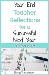 Year End Reflections for a Successful Next Year
