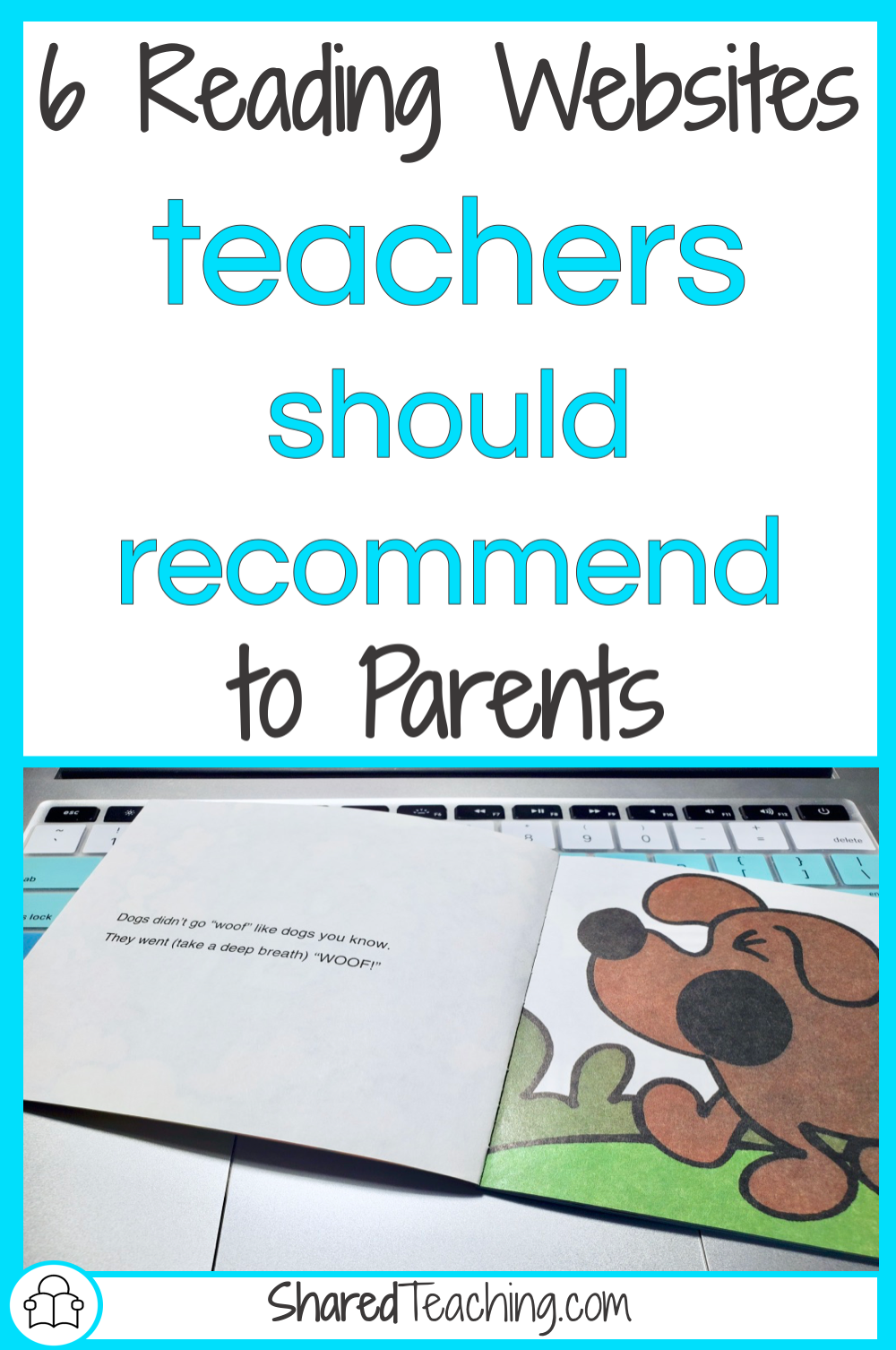 Best Free Reading Websites for Parents | Here are 6 of the best free reading websites for parents recommended by a seasoned teacher. Great for primary students and their parents to practice at home.