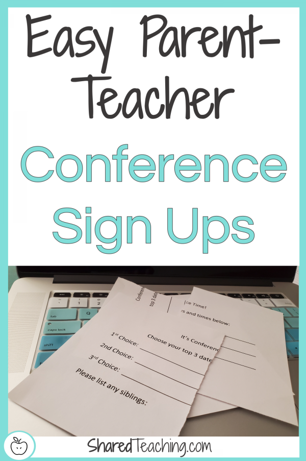 Create your parent-teacher conference schedule in just a few short minutes with this tool. Get step-by-step directions to learn how.