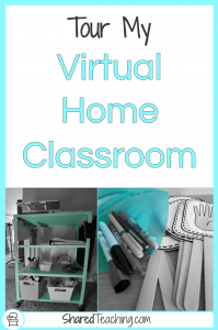 Tour My Virtual Home Classroom