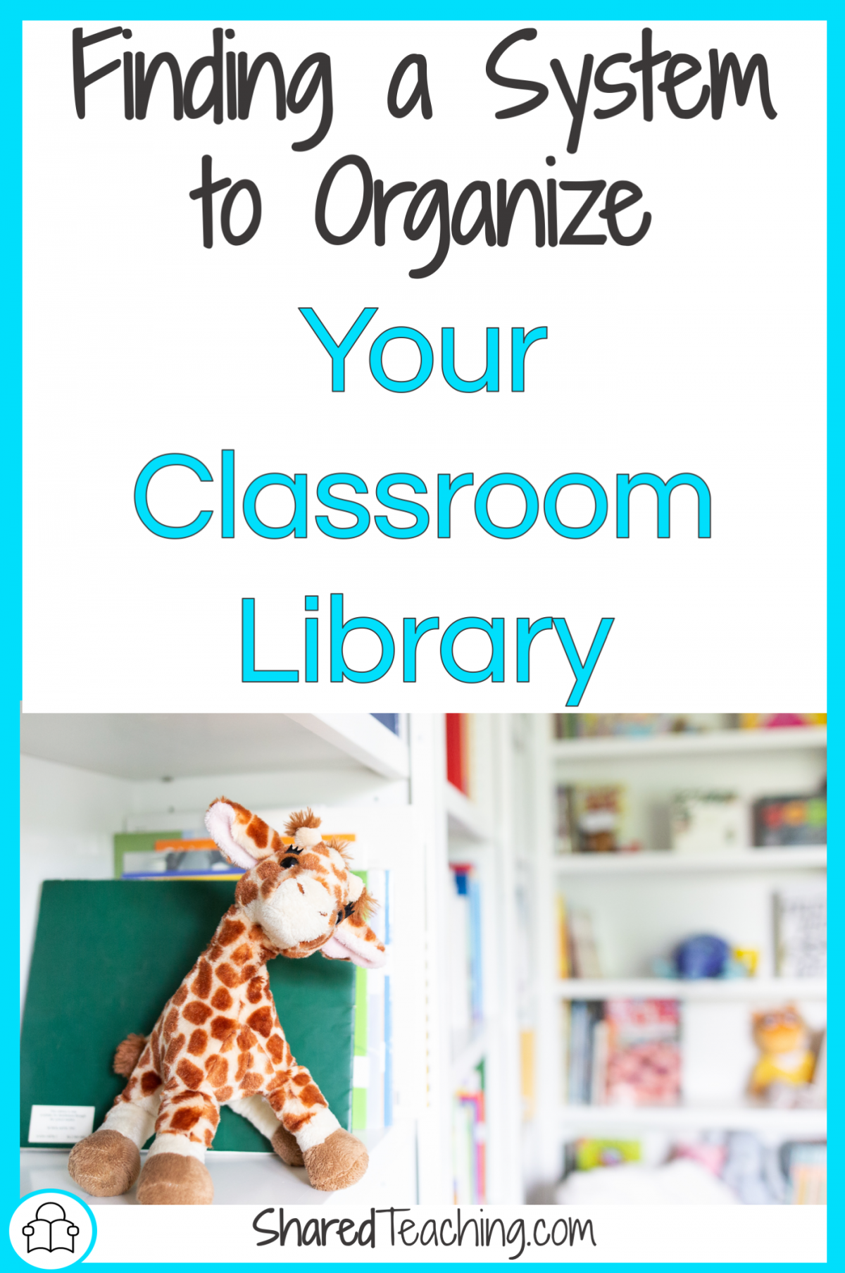 Finding a system to organize your classroom library.